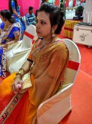 Matrimonial marriage photo
